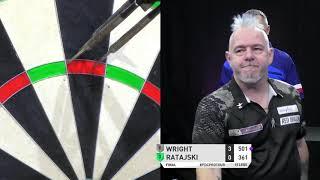 Wright v Ratajski | Final | Players Championship 30