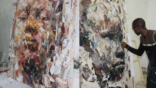 BENON LUTAAYA - Contemporary African artist