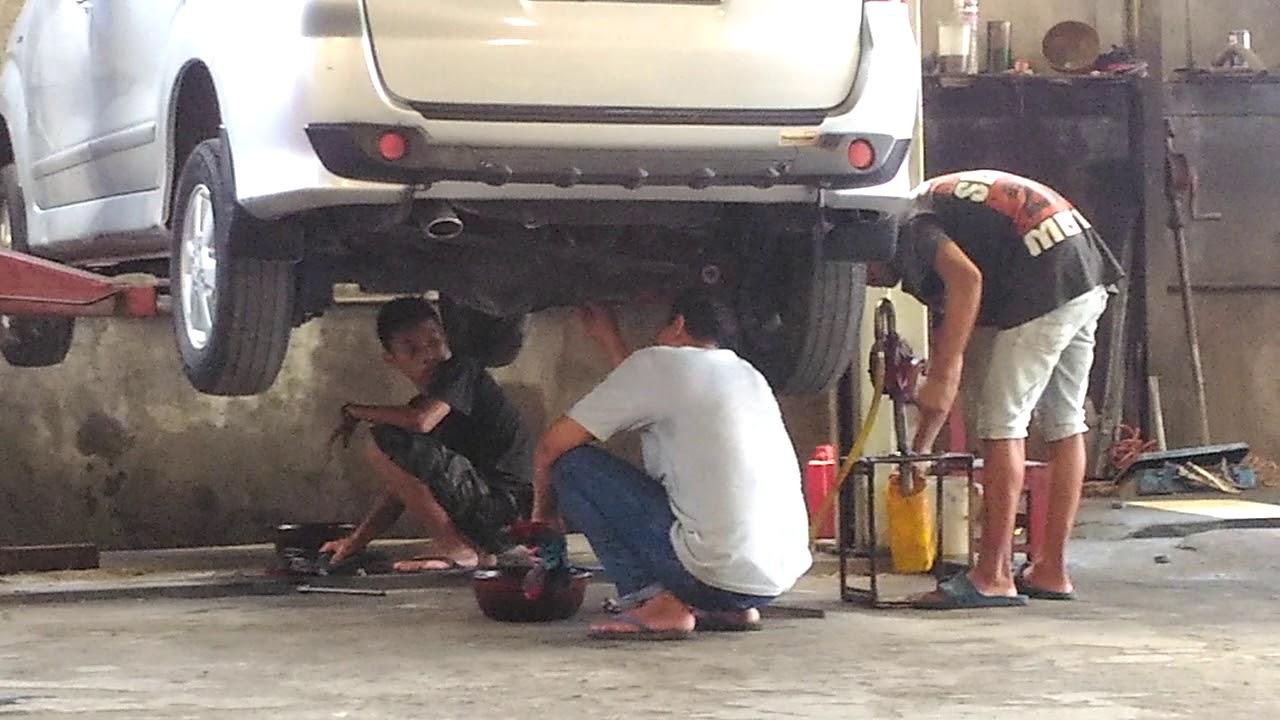 oli untuk grand new veloz bodykit cara menganti oil gardan dan kresneling mobil avanza di bengkel bukan resmi toyota