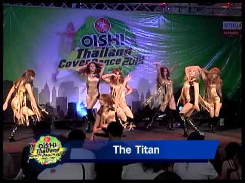 Oishi Cover Dance 2013_12 : The Titan