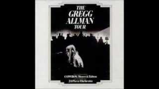 Gregg Allman  -  Don