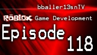 ROBLOX Game Development: Episode 118: Getting Ready - How to Make a Gun