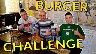 BURGER CHALLENGE (EPIC COLA WASHING)