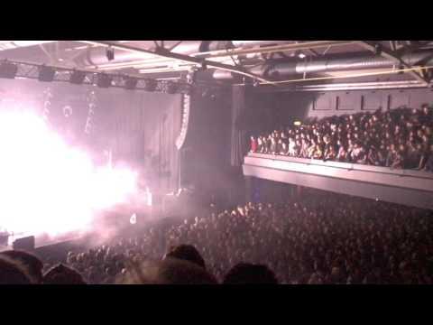 Nicolas Jaar - Columbiahalle Berlin 09-12-2016