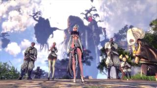 [HD] [FMV] SNSD - Find Your Soul | Blade & Soul Chinese OST
