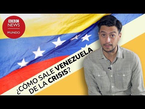 Cómo sale Venezuela de la crisis: 4 posibles escenarios