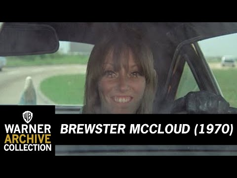 Brewster McCloud (1970) – Car Chase