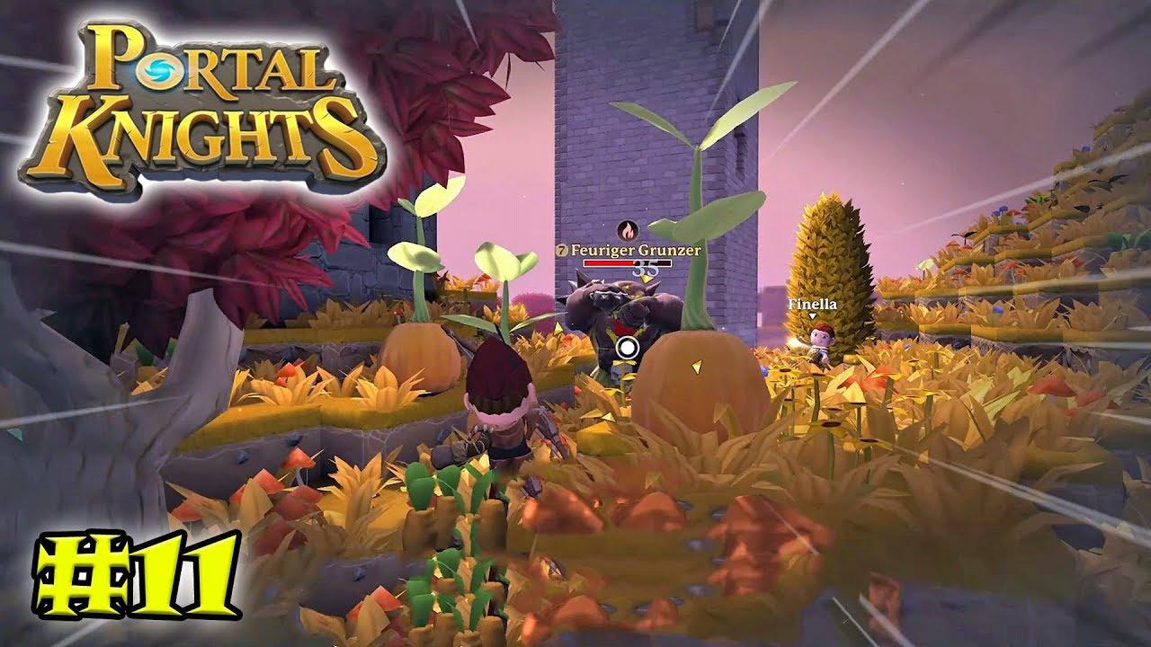 portal knights 11  die orc brüder auf granatspitzen die