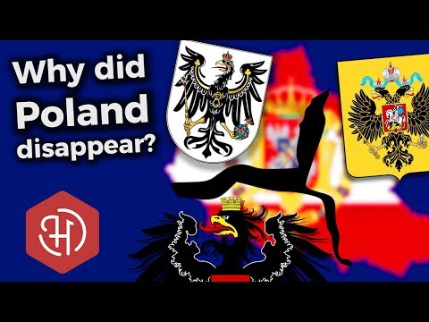 Why Poland Disappeared From the Map – The Partitions of Poland