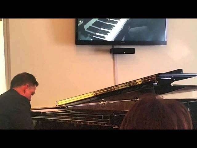cours de piano montreal. Studio de piano Montreal  Advanced: Paul Emmanuel joue Prokoviev