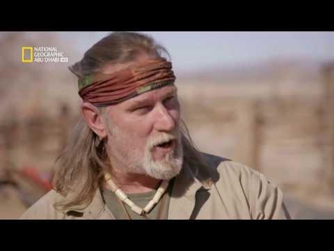 وثائقي البقاء في ظروف قاسية HD  عبر الصحراء National  Abu Dhabi