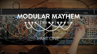 Modular Mayhem: The Power of Random Voltages in a Single Eurorack Patch