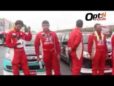 ISUZU ONE MADE RACE PART 2 OPTFOUR TV