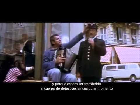 Peter Sellers escena mendigo y mono subtitulada