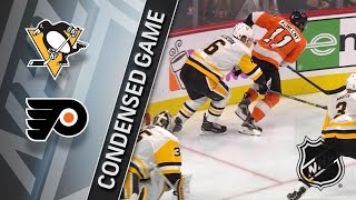 01/02/18 Condensed Game: Penguins @ Flyers