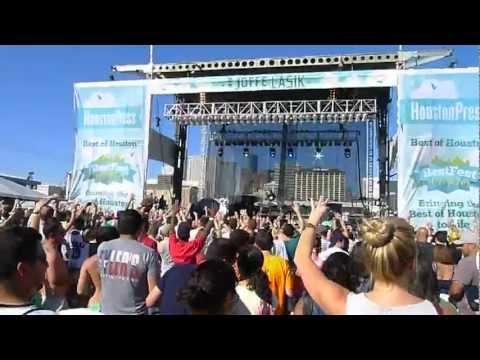 chamillionaire - hip hop police - live at best fest 2011