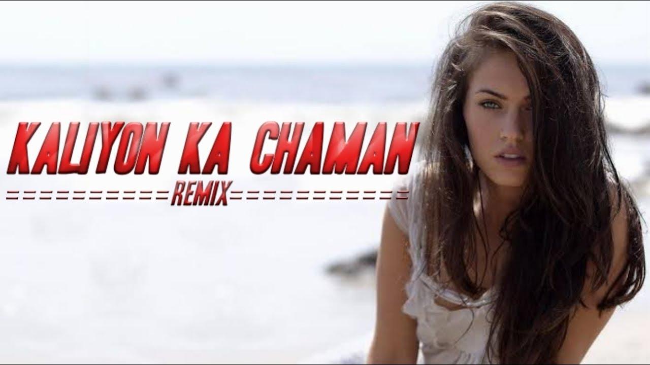 Kaliyon Ka Chaman (Remix) |Dj Mavis X Dj Ankit | Amix Visuals