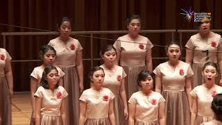Kembalilah (Subronto K Atmojo)  St Louis High School Choir Indonesia