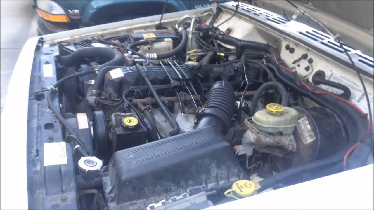 Jeep Xj Engine