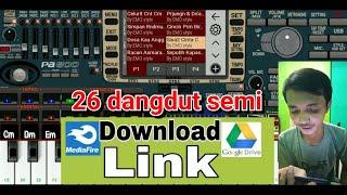 Download Download!!! 26 style ORG dangdut