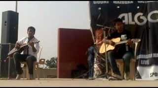 Tu jo nahi hai yaha .. from band SWASTIK