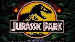 Jurassic Park (Sega Genesis) Music - Visitor