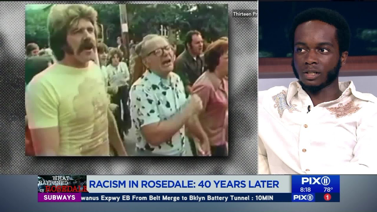 Student  who posted 1976 doc on racism in Rosedale, Queens that went viral speaks out