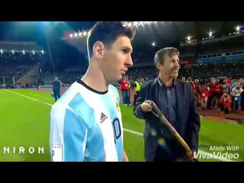 Legendary Messi☆Game Argentina☆Best goal and skill☆