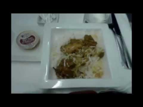 Food at Rotana Jet