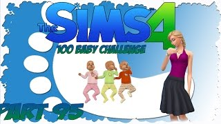 Die Sims4 - 100 Baby Challenge - Teil 95 - Immer noch kein Bestseller  (HD/Lets Play)
