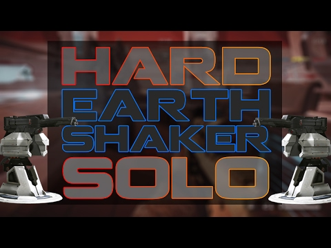 Warface - Hard EARTH SHAKER SOLO(1 player) - Attempt (SNIPER)