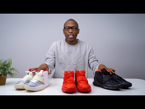 FIRST LOOK: Nike KYREEZY 2 Sneaker UNBOXING