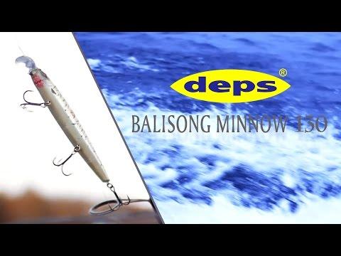 Deps Balisong minnow 130.