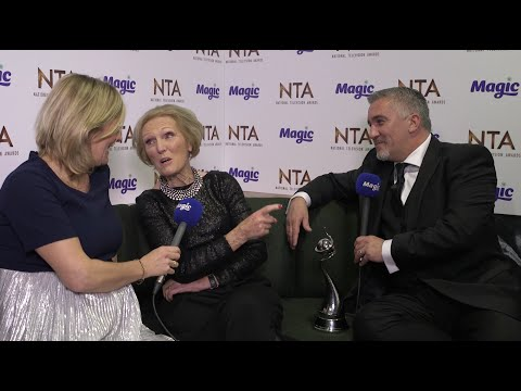 Mary Berry and Paul Hollywood talk Bake off 2016 plans and Gogglebox!