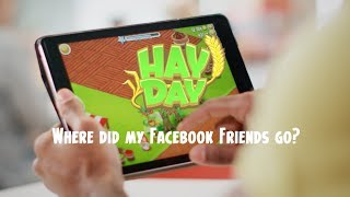 Hay Day: Where did my Facebook Friends go?