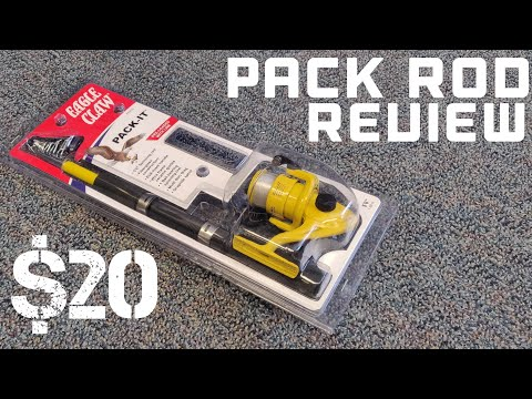 Eagle Claw Pack-It Rod Review