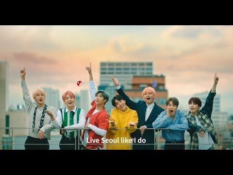 [2018 Seoul City TVC] Full Series Version By BTS