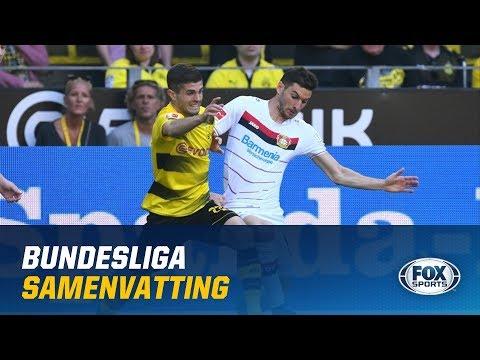 HIGHLIGHTS | Borussia Dortmund - Bayer Leverkusen