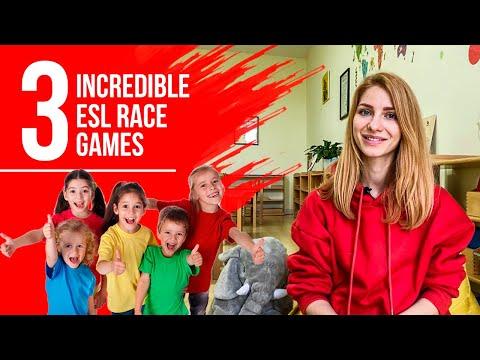 Три ESL игры для урока английского. Игры для открытого урока по английскому. Соревновательные игры.