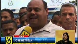 Paralizado servicio de transporte público en el municipio Caroní del estado Bolívar