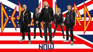 Def Leppard - Now - Ultra HD 4K - Hits Vegas: Live at the Planet Hollywood. 2019