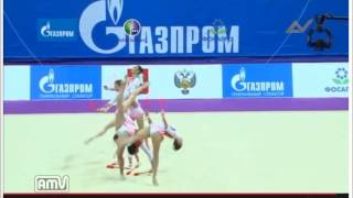 BULGARIA - GRAND PRIX MOSCOW 2014 - FINAL 10 CLUBS