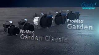 Oase ProMax Garden en Garden Classic