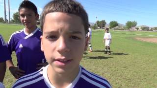 Real madrid U14Latinos United Soccer league gocampeones com