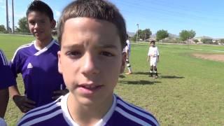 Real madrid U14Latinos United Soccer league gocampeones com