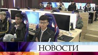 ВКитае все большей популярностью пользуются школы иколледжи, где учат нагеймеров.