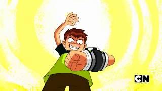 Ben 10 Reboot Season 3   Slapback Transformation 1 /Ben's Omnitrix Powers On HD 