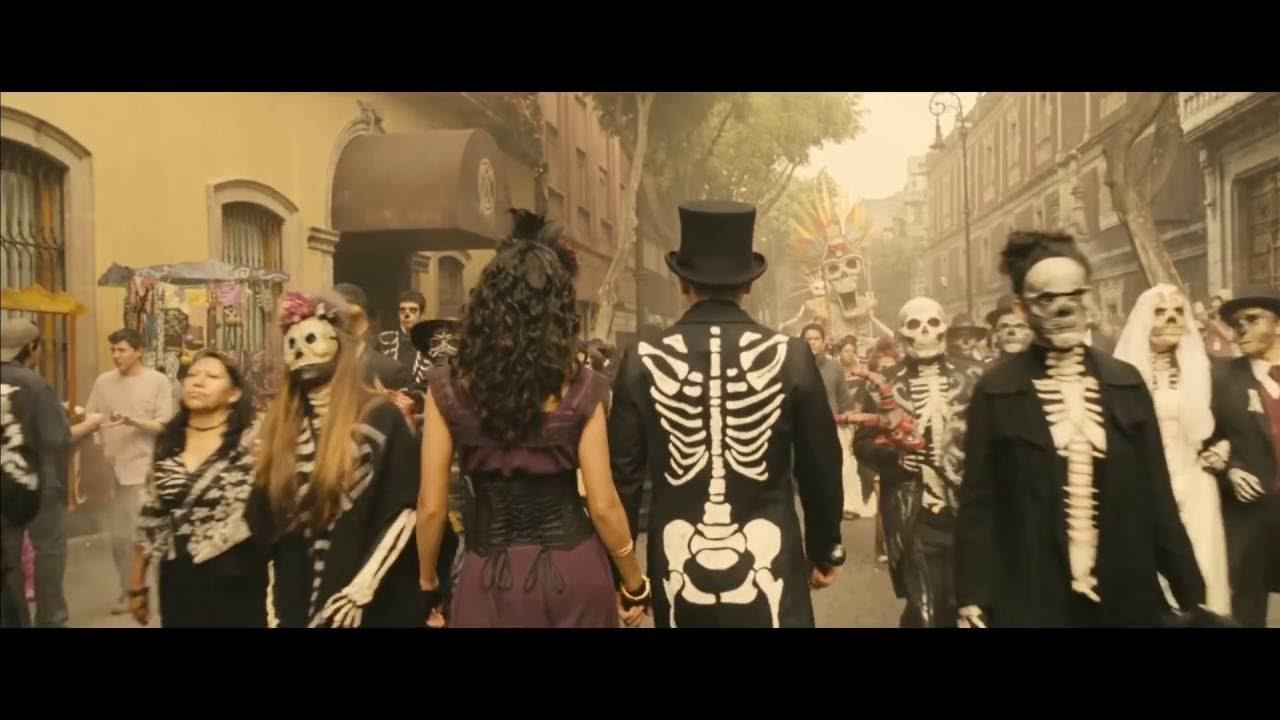 画像: Spectre Official Trailer #1 (2015) - Daniel Craig, Christoph Waltz Action Movie HD youtu.be