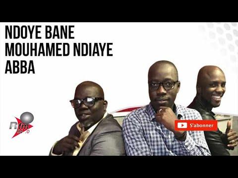 Xalass du 25-09-2020 Ndoye bane, Aba, Mouhamed Ndiaye