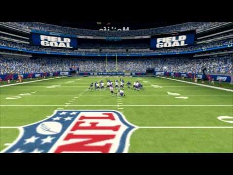 Simulación Monday Night Football - Madden NFL 25 - Vikings Vs Giants
